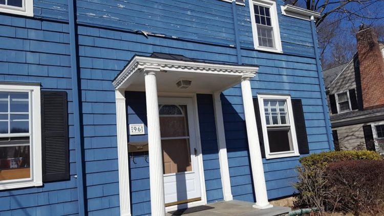 House Painting Job in Fairfield, CT